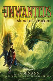 Island of Dragons av Lisa McMann (Innbundet)