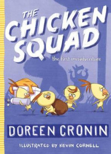 The Chicken Squad av Doreen Cronin (Heftet)