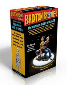 Brixton Brothers Mysterious Case of Cases av Mac Barnett (Heftet)