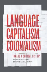 Omslag - Language, Capitalism, Colonialism