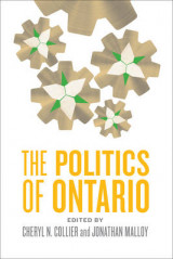 Omslag - The Politics of Ontario