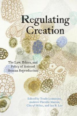Omslag - Regulating Creation