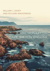 Omslag - Dictionary of Cape Breton English