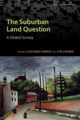 Omslag - The Suburban Land Question