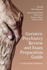 Omslag - Geriatric Psychiatry Review and Exam Preparation Guide