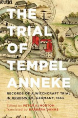 Omslag - The Trial of Tempel Anneke