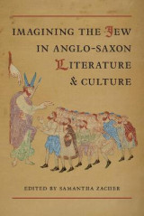 Omslag - Imagining the Jew in Anglo-Saxon Literature and Culture