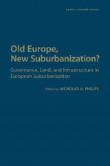 Omslag - Old Europe, New Suburbanization?