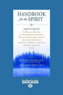 Handbook for the Spirit av Richard Carlson (Heftet)