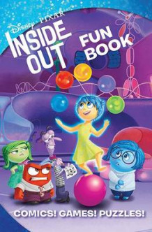 Disney*pixar's Inside Out Fun Book (Heftet)