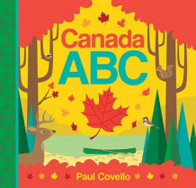 Canada ABC av Paul Covello (Pappbok)