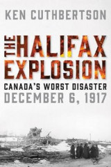 Omslag - The Halifax Explosion