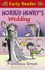 Omslag - Horrid Henry's Wedding