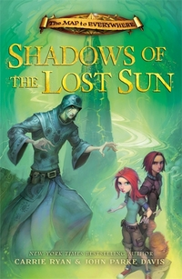 The Shadows of the Lost Sun: Book 3 av Carrie Ryan og John Parke Davis (Heftet)