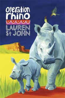 The Operation Rhino: Book 5 av Lauren St. John (Heftet)