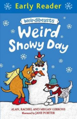 Omslag - Weird Snowy Day: Book 4