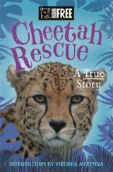 Omslag - Born Free: Cheetah Rescue