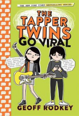 Omslag - The Tapper Twins Go Viral: Book 4