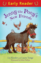 Omslag - Jenny the Pony's New Friends