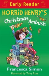 Omslag - Horrid Henry's Christmas Ambush
