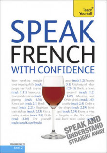 Teach Yourself Speak French with Confidence av Jean-Claude Arragon (Lydbok-CD)