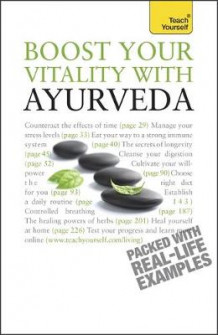 Boost Your Vitality with Ayurveda: Teach Yourself av Sarah Lie (Heftet)
