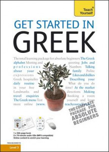 Get Started in Beginner's Greek: Teach Yourself av Aristarhos Matsukas (Blandet mediaprodukt)