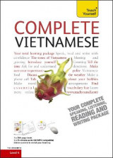 Omslag - Complete Vietnamese Beginner to Intermediate Book and Audio Course