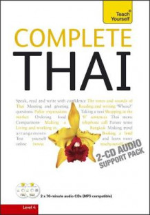 Complete Thai Beginner to Intermediate Course: Audio Support av David Smyth (Lydbok-CD)