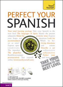 Teach Yourself Perfect Your Spanish av Juan Kattan-Ibarra (Blandet mediaprodukt)