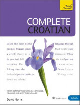 Omslag - Complete Croatian Beginner to Intermediate Course