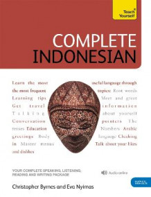Complete Indonesian Beginner to Intermediate Course av Christopher Byrnes og Eva Nyimas (Blandet mediaprodukt)