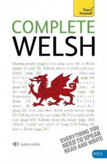 Complete Welsh Beginner to Intermediate Book and Audio Course av Julie Brake og Christine Jones (Blandet mediaprodukt)