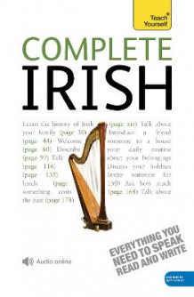 Complete Irish Beginner to Intermediate Course av Diarmuid O Se og Joseph Sheil (Blandet mediaprodukt)