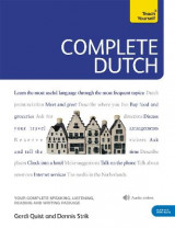 Omslag - Complete Dutch Beginner to Intermediate Book and Audio Course