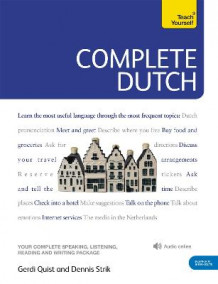 Complete Dutch Beginner to Intermediate Course av Gerdi Quist og Dennis Strik (Blandet mediaprodukt)