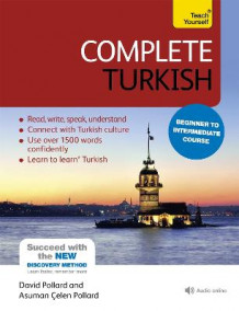 Complete Turkish Beginner to Intermediate Course av Asuman Celen Pollard og David Pollard (Blandet mediaprodukt)