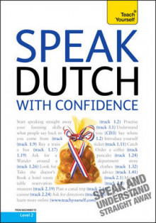 Teach Yourself Speak Dutch with Confidence av Marleen Owen (Lydbok-CD)