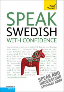 Teach Yourself Speak Swedish with Confidence av Regina Harkin (Lydbok-CD)