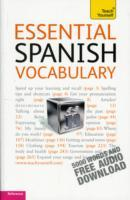 Essential Spanish Vocabulary: Teach Yourself av Mike Zollo (Blandet mediaprodukt)