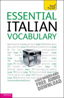 Essential Italian Vocabulary: Teach Yourself av Mike Zollo (Heftet)