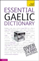 Essential Gaelic Dictionary: Teach Yourself av Boyd Robertson og Ian MacDonald (Heftet)