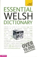 Essential Welsh Dictionary: Teach Yourself av Edwin C. Lewis (Heftet)