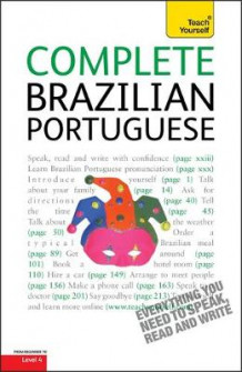 Complete Brazilian Portuguese Beginner to Intermediate Course av Sue Tyson-Ward (Heftet)