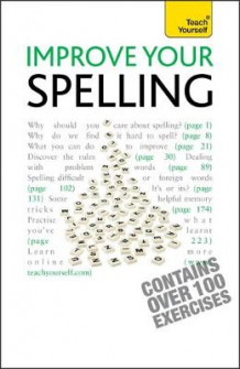 Improve Your Spelling: Teach Yourself av Elspeth Summers (Heftet)