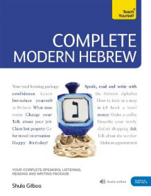 Complete Modern Hebrew Beginner to Intermediate Course av Shula Gilboa (Blandet mediaprodukt)