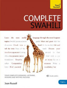 Complete Swahili Beginner to Intermediate Course av Joan Russell (Blandet mediaprodukt)