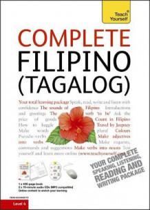 Complete Filipino (Tagalog) Beginner to Intermediate Book and Audio Course av Laurence McGonnell og Corazon Salvacion Castle (Blandet mediaprodukt)