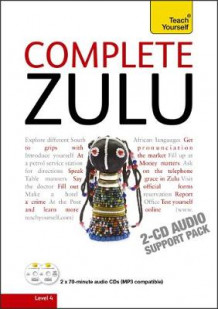 Complete Zulu Beginner to Intermediate Book and Audio Course: Audio Support av Arnett Wilkes og Nicholias Nkosi (Lydbok-CD)