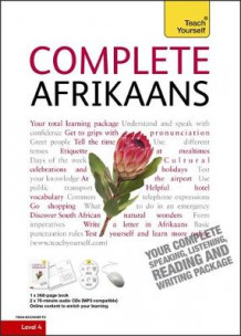 Complete Afrikaans Beginner to Intermediate Book and Audio Course av Lydia McDermott (Blandet mediaprodukt)